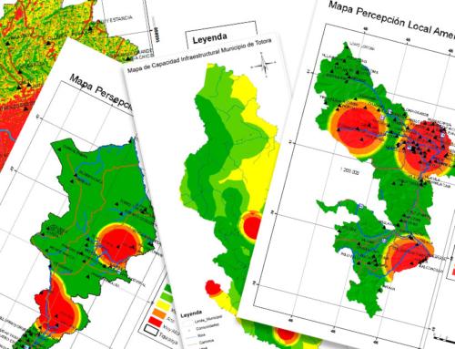 Mapas de Riesgos de Cochabamba