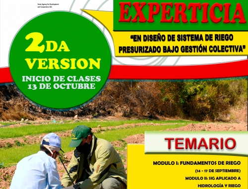CURSO EXPERTICIA 2DA VERSION