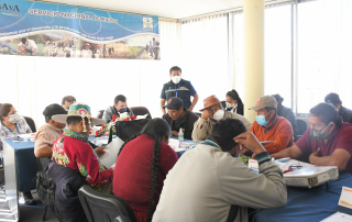 Reunión de Directorio del SENARI