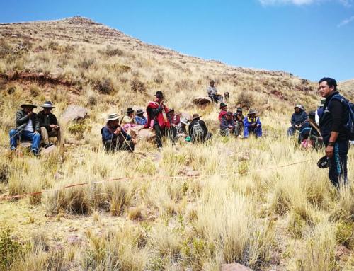 SENARI realizó inspección de campo en Desaguadero del departamento de La Paz