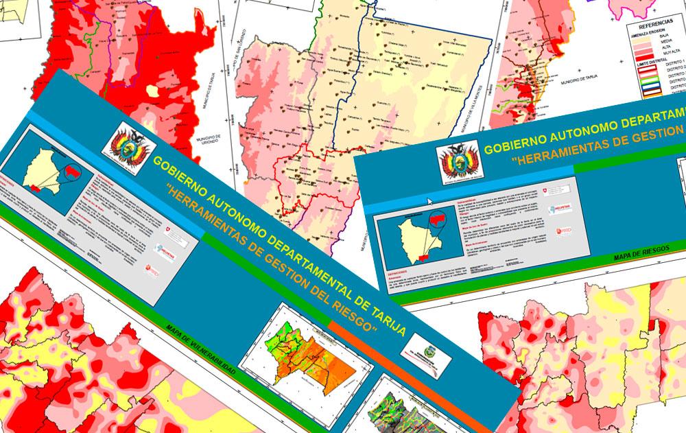 Mapa de Riesgos de Tarija
