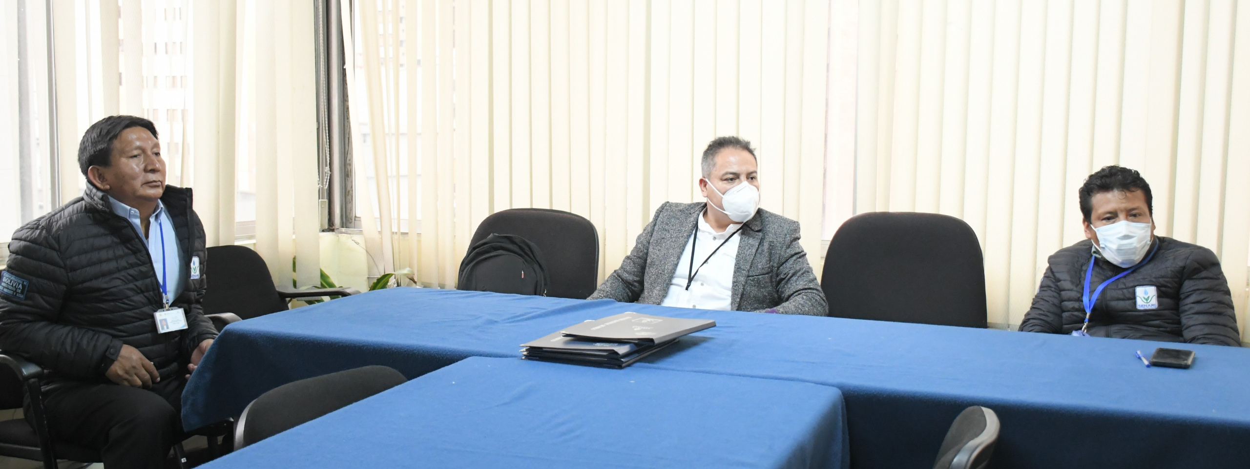 El SENARI y FUNDAA.SUR firmaron un convenio para el fortalecimiento del sector regante.